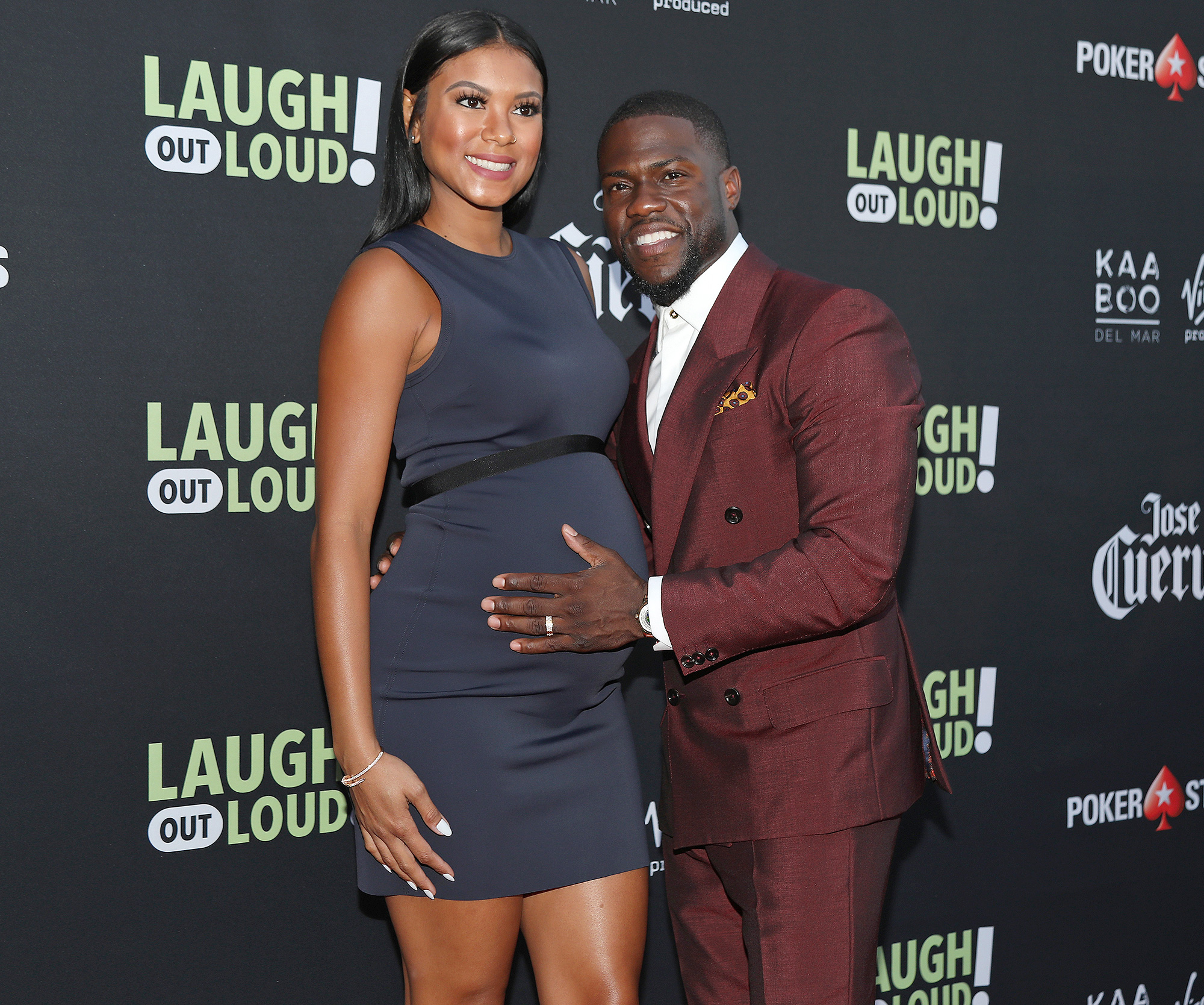 Eniko Parrish, Kevin Hart, Laugh Out Loud, Cheating Rumors, Wife