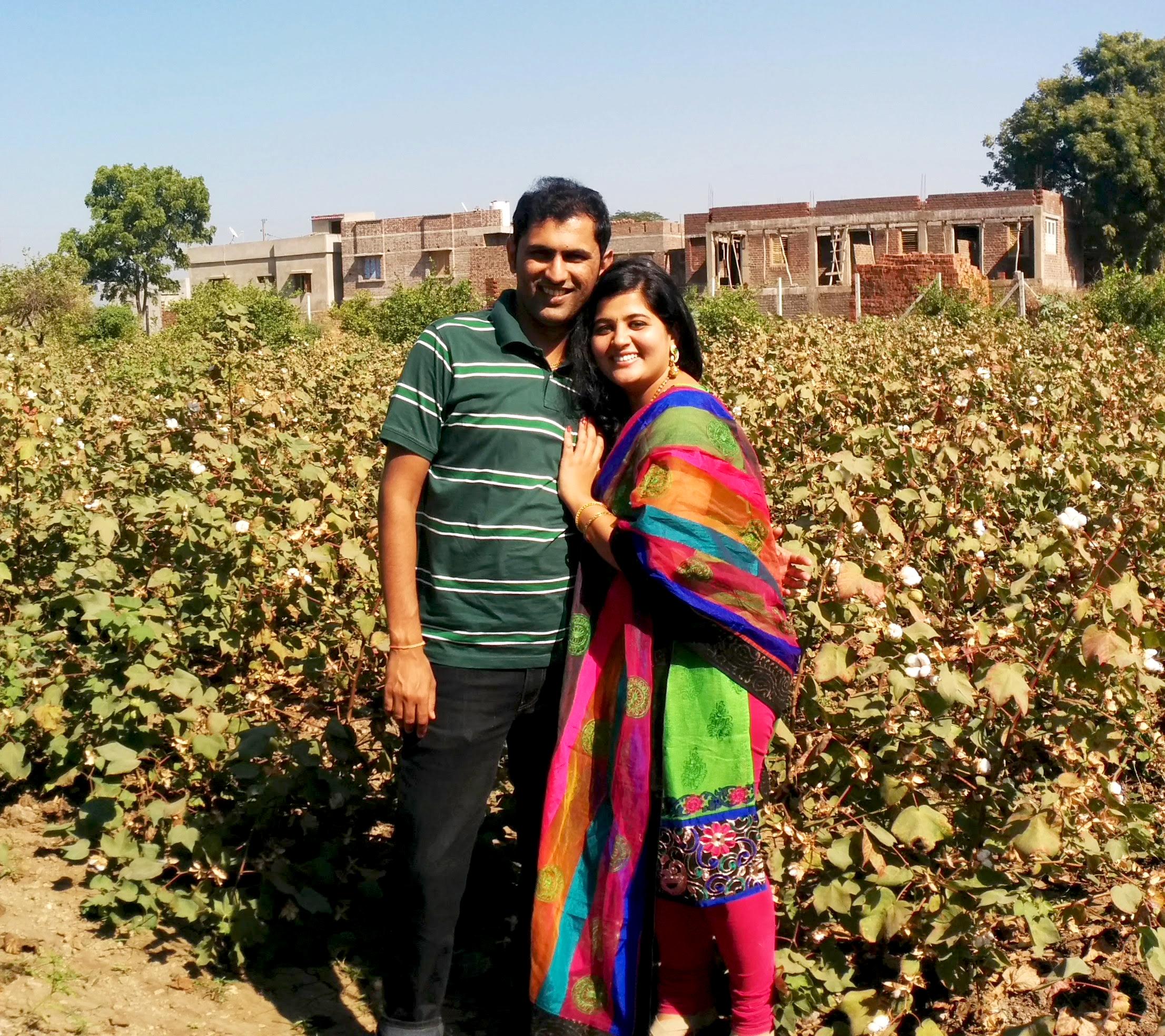 Era Londhe and Gaurav Golwalkar