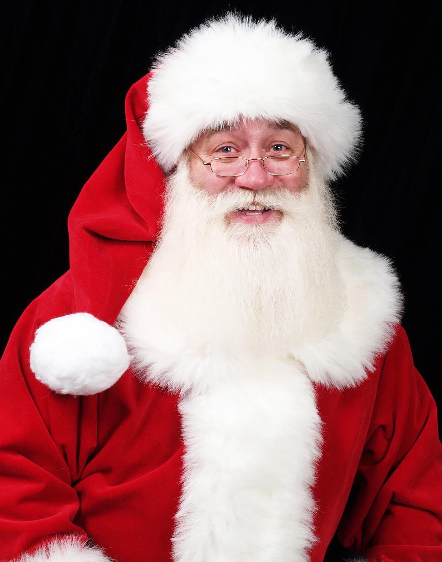 Eric J. Schmitt-Matzen Santa Claus