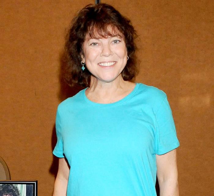 Erin Moran in 2009.