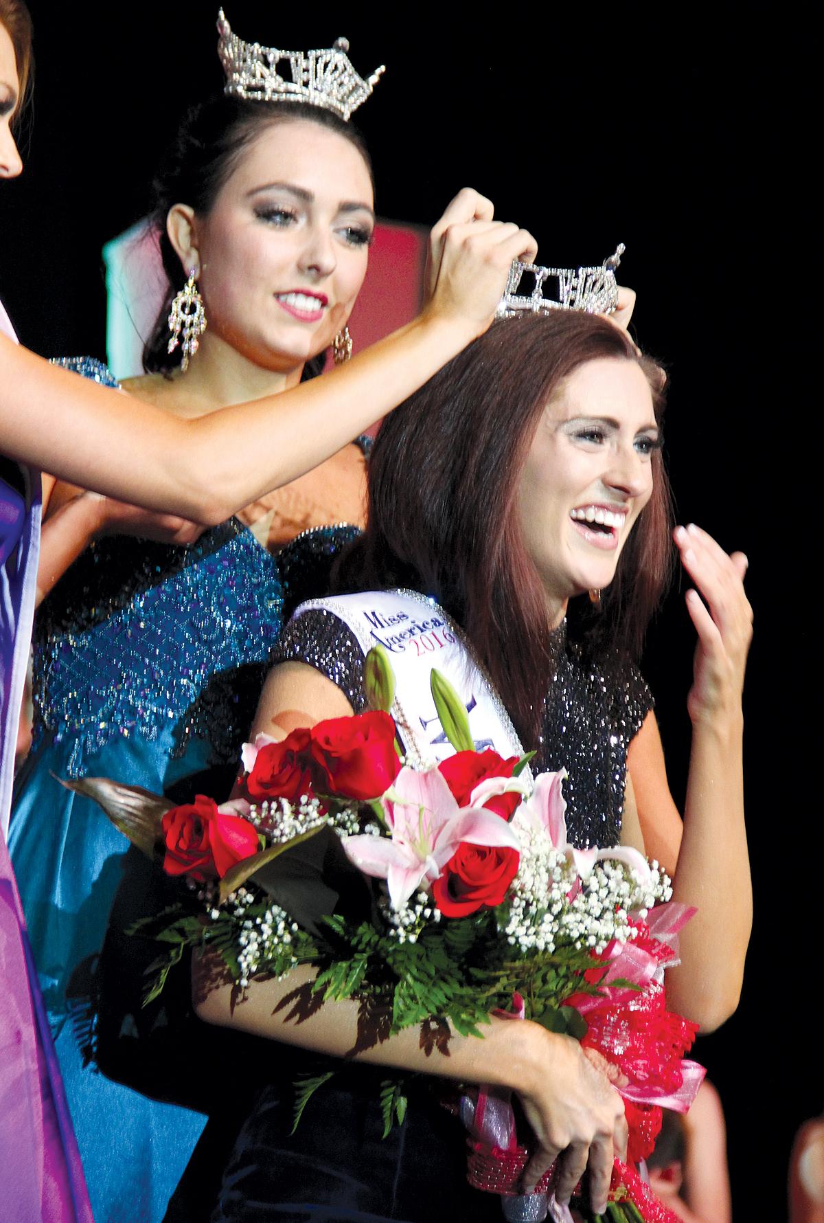 Miss Missouri 2016 Erin O'Flaherty on June 18, 2016.