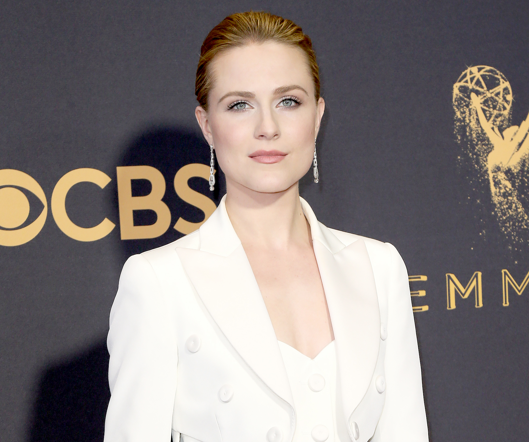 Evan Rachel Wood attends the 69th Annual Primetime Emmy Awards - Arrivals at Microsoft Theater on September 17, 2017 in Los Angeles, California.