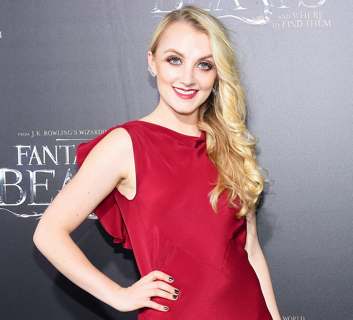 harry potters evanna lynch robby jarvis split