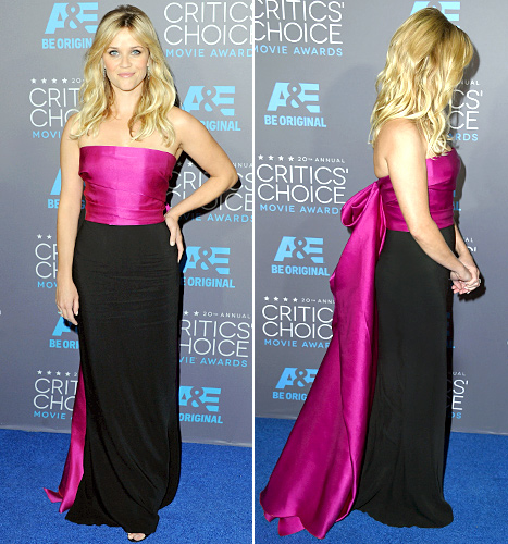 Reese Witherspoon - Critics' Choice Movie Awards