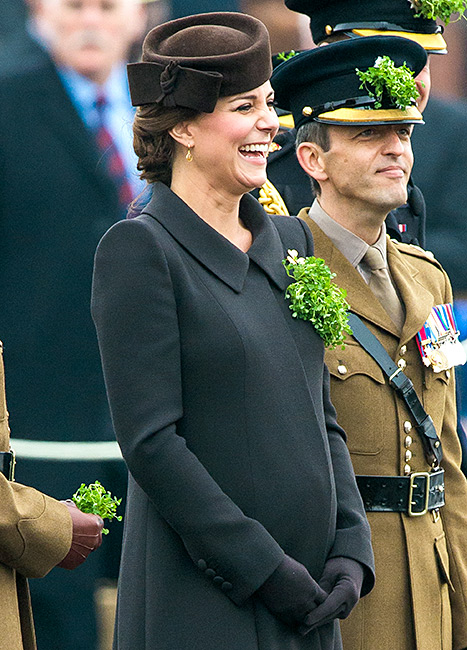 Kate Middleton - St. Patrick's Day