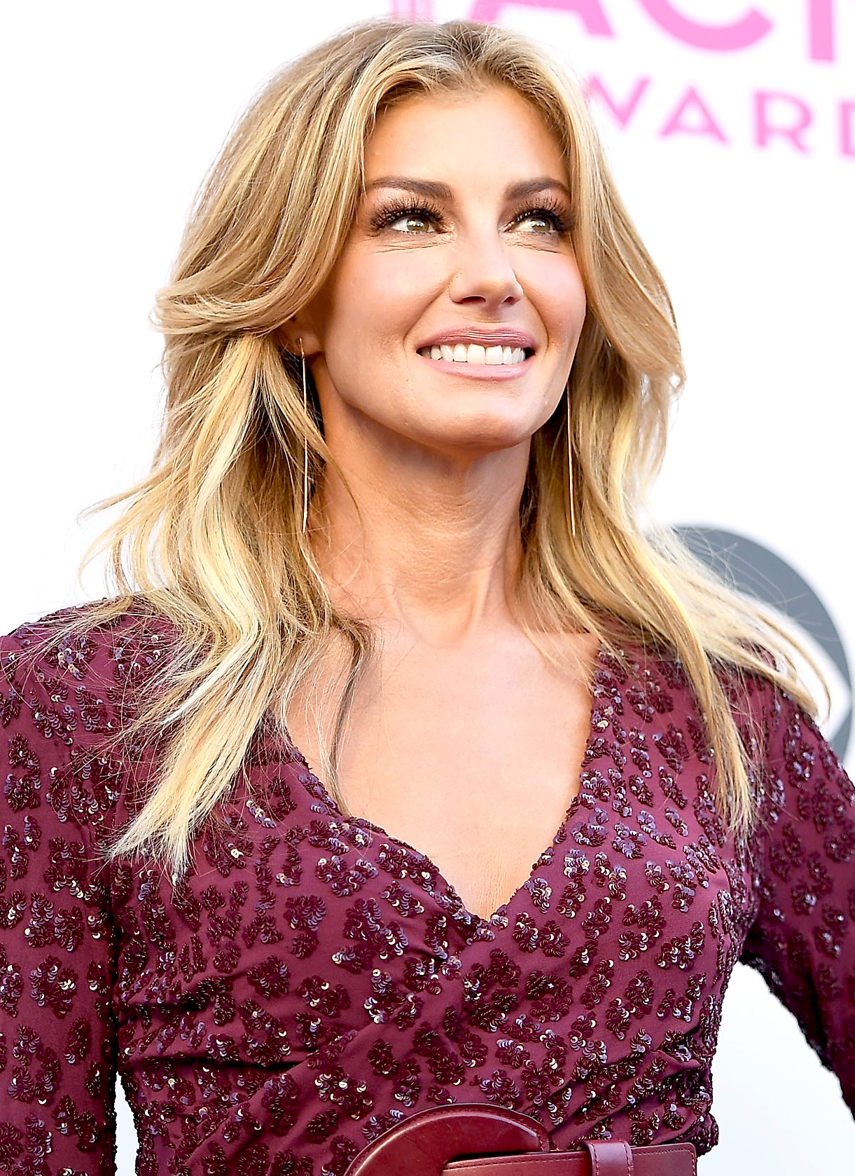 Faith Hill attends the 52nd Academy Of Country Music Awards at T-Mobile Arena on April 2, 2017 in Las Vegas, Nevada.