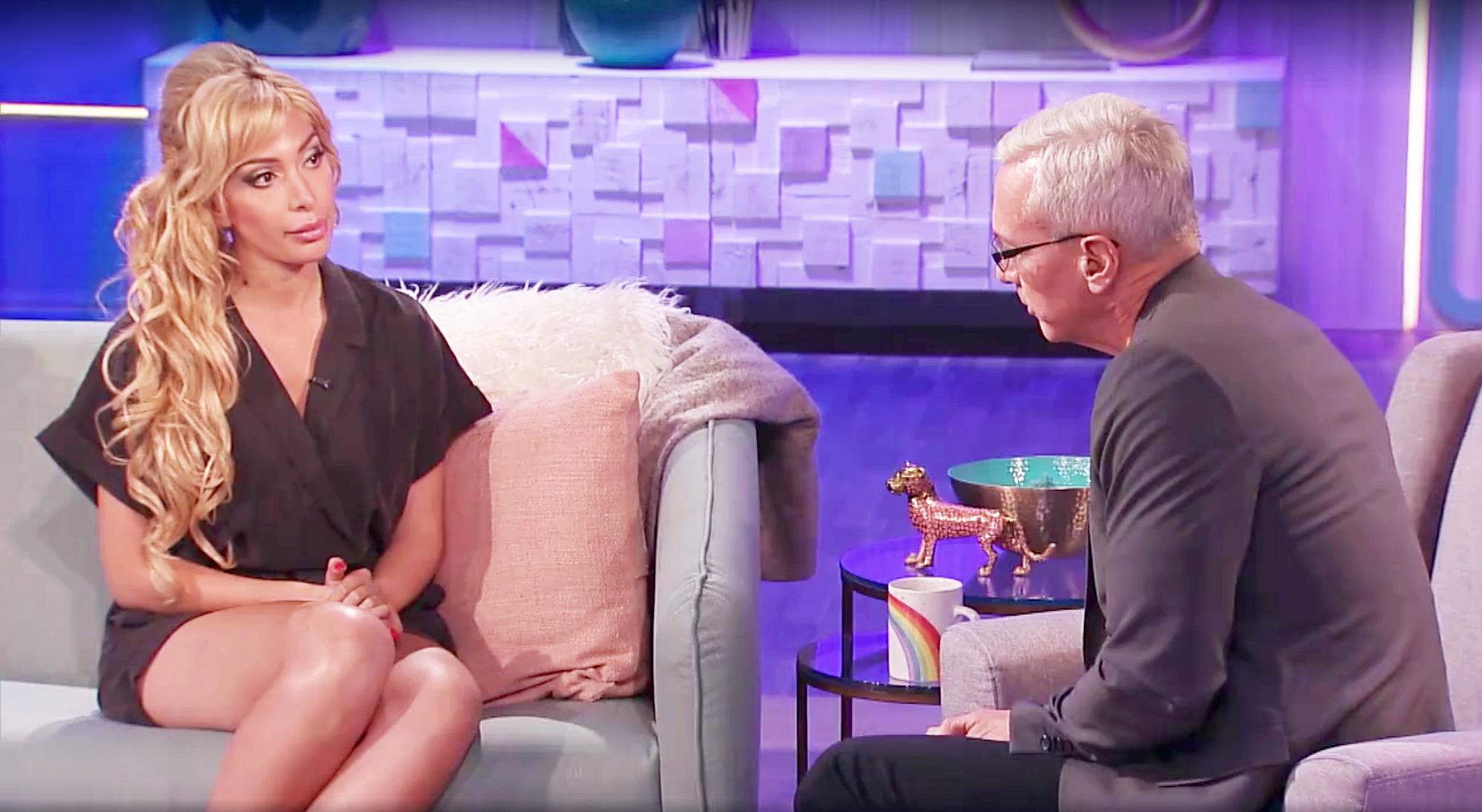 Teen Mom Og Reunion Special Debra Danielsen Claims Farrah Abraham