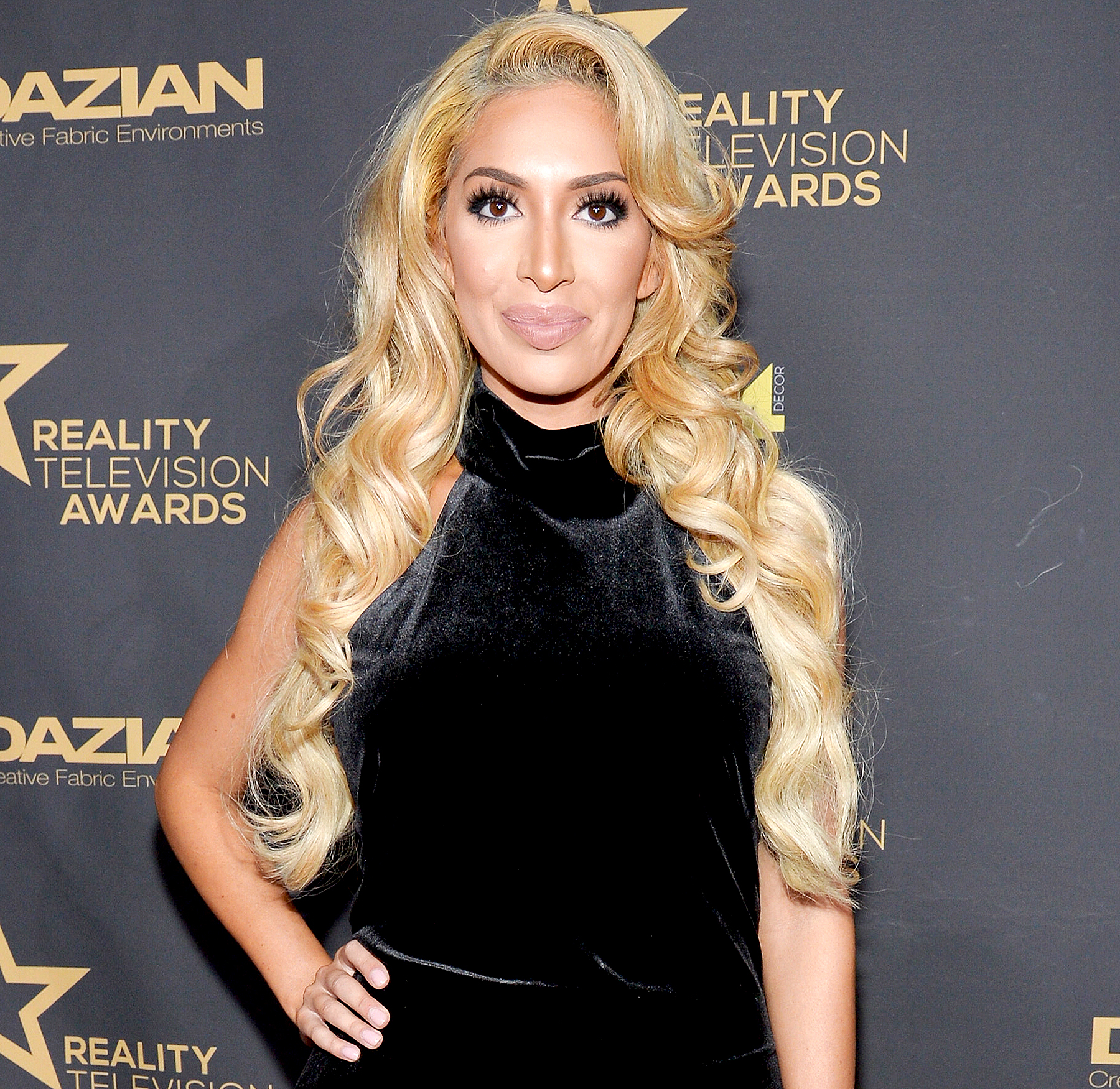 Farrah Abraham atttends the 4th Annual Reality TV Awards at Avalon on November 2, 2016 in Hollywood, California.
