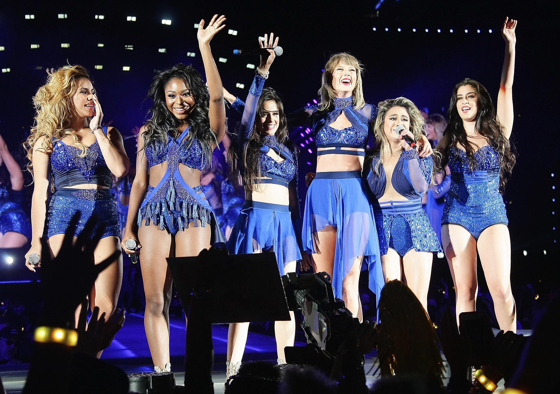 Fifth Harmony Taylor Swift