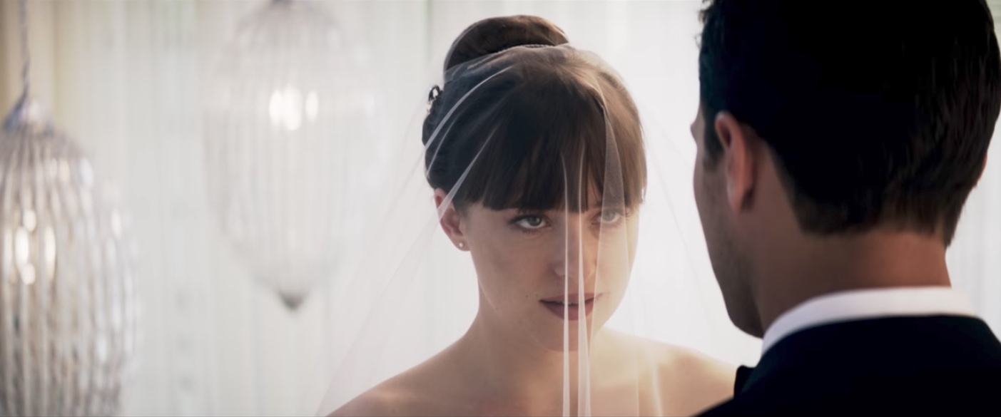 'Fifty Shades Freed' Teaser Trailer Reveals a Wedding, Jamie Dornan Shirtless