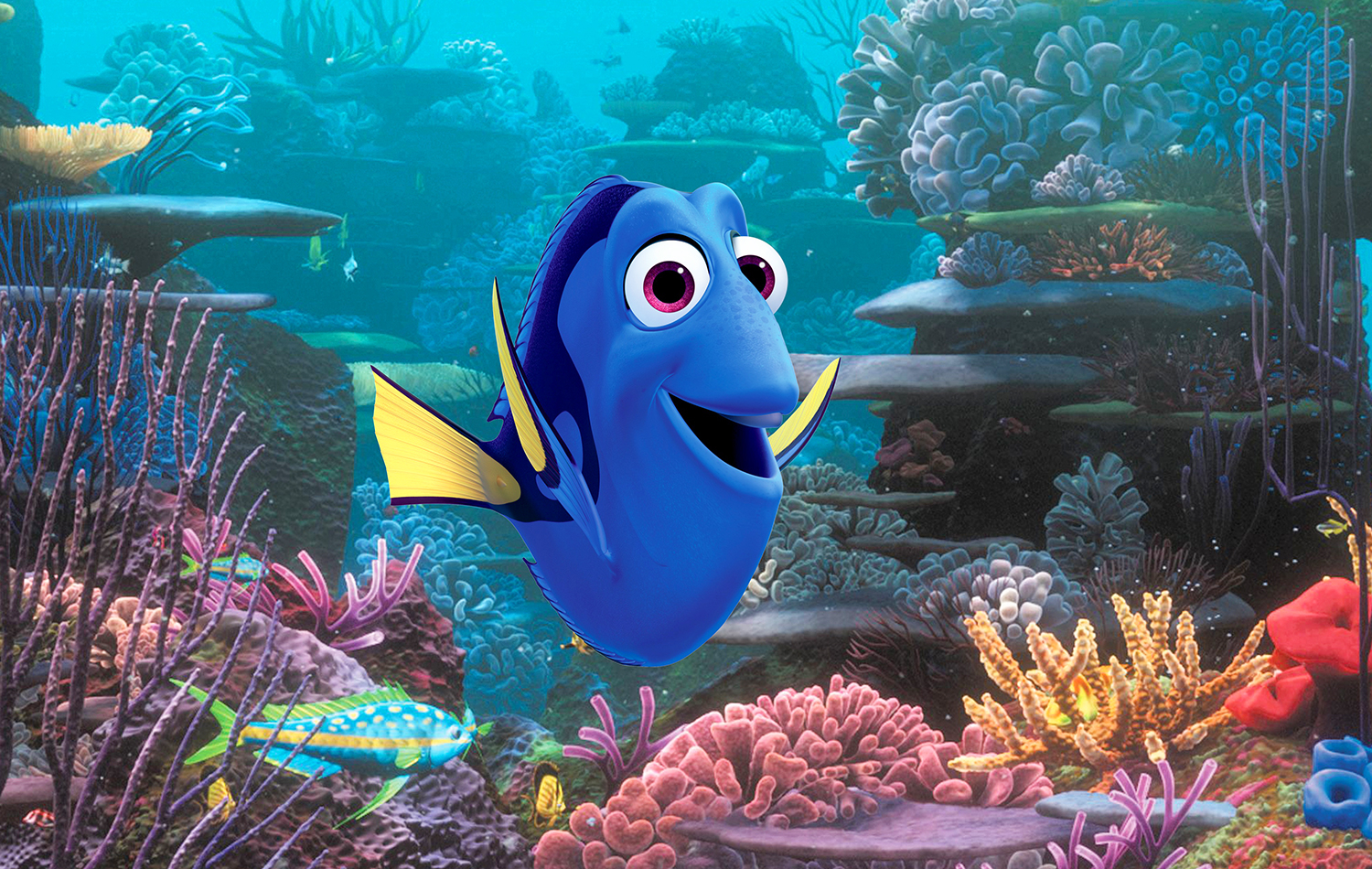 'Finding Dory' Trailer Hints at Disney-Pixar's First Lesbian Couple