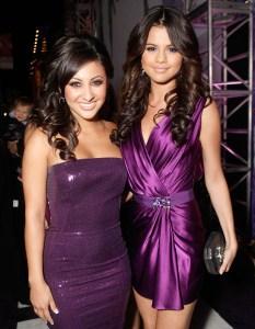 Francia Raisa Selena Gomez