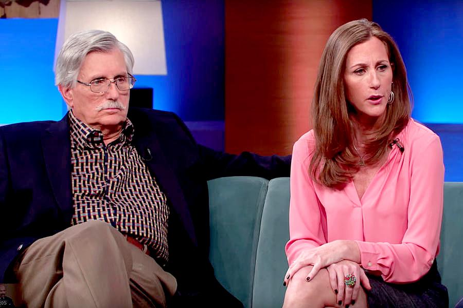 Fred Goldman and Kim Goldman