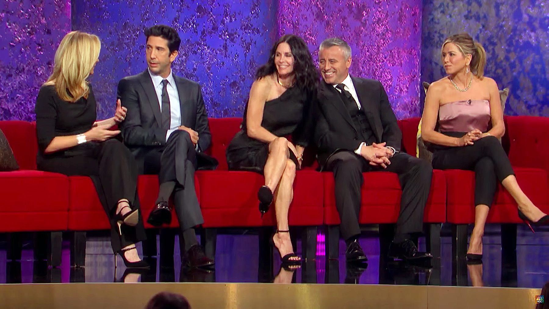 Friends' Reunion Trailer: Costars Reunite on Stage With Andy