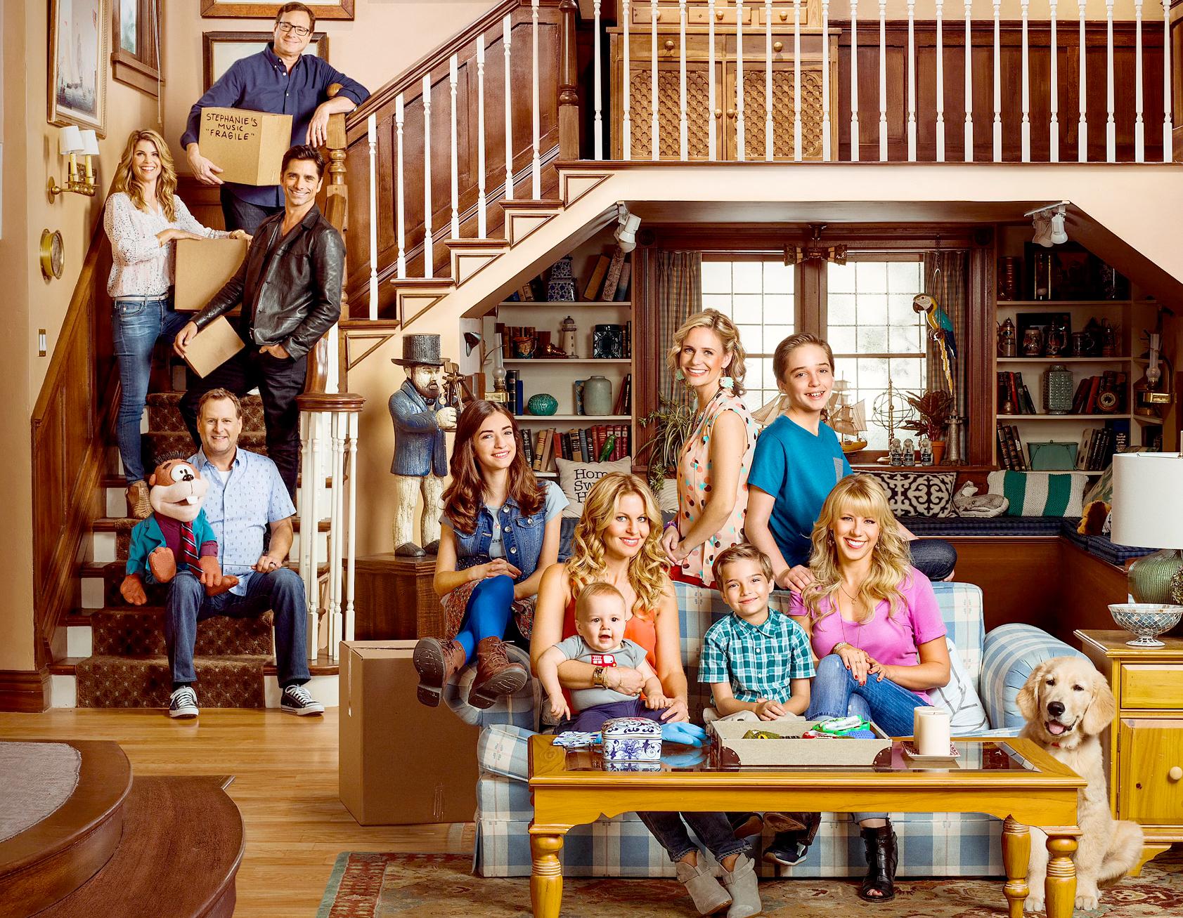 fuller house teaser shows d j s kids tanner family moving in watch rh usmagazine com