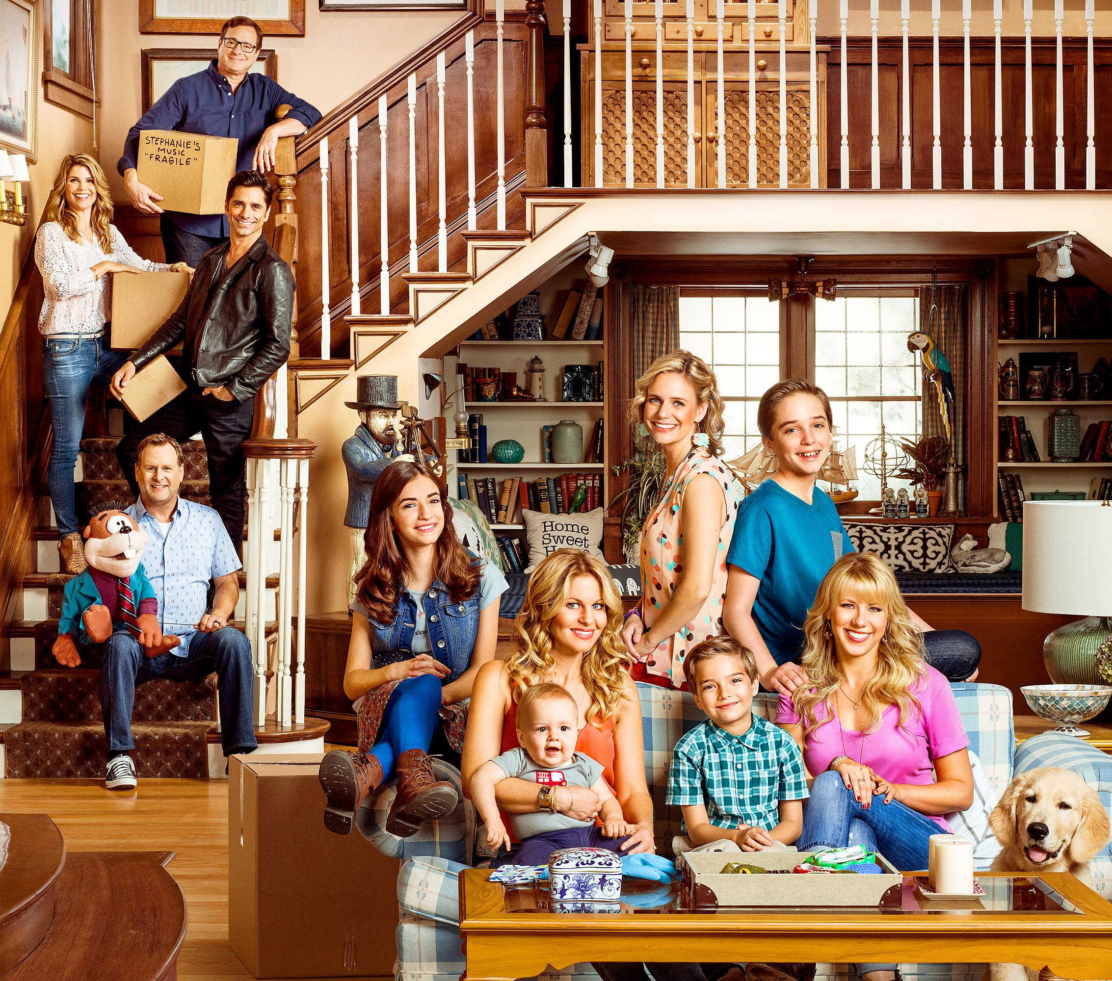 'Fuller House' Premiere Recap: The Gang Reunites, D.J. Flirts