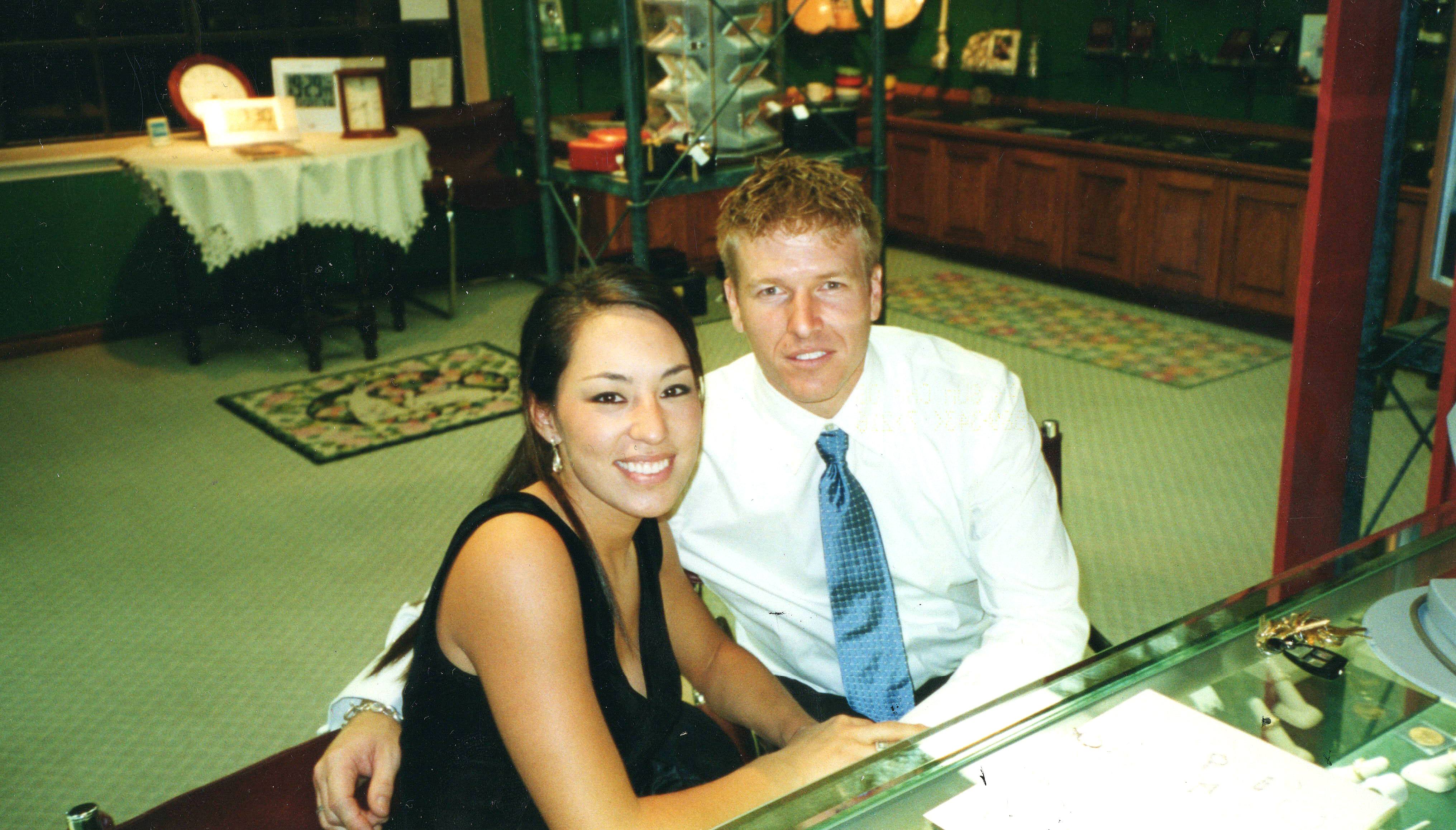 Chip And Joanna Gaines Family Album Through The Years