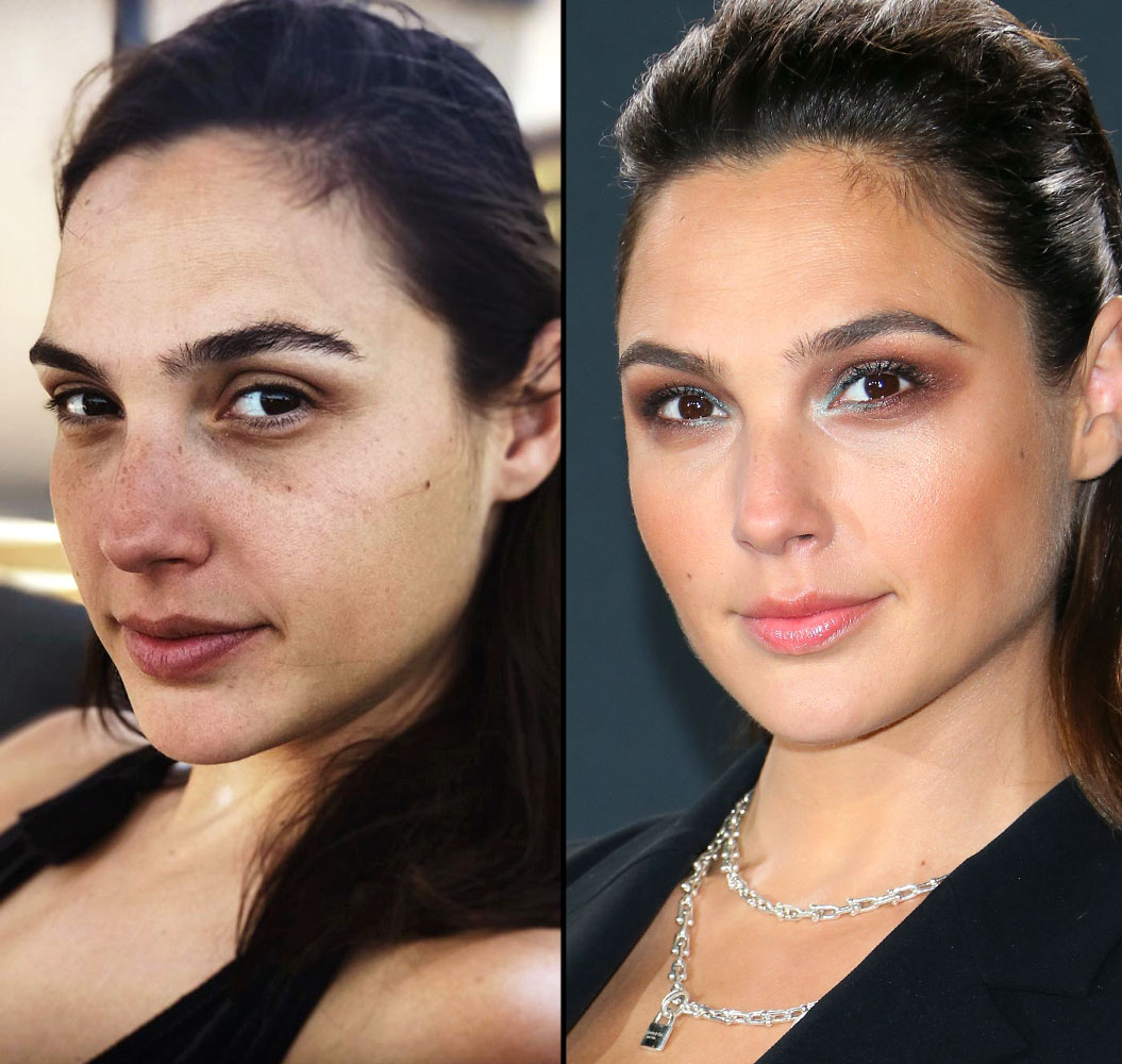 Natural Beauty Stars Without Makeup - Pictures of hollywod actress without makeup
