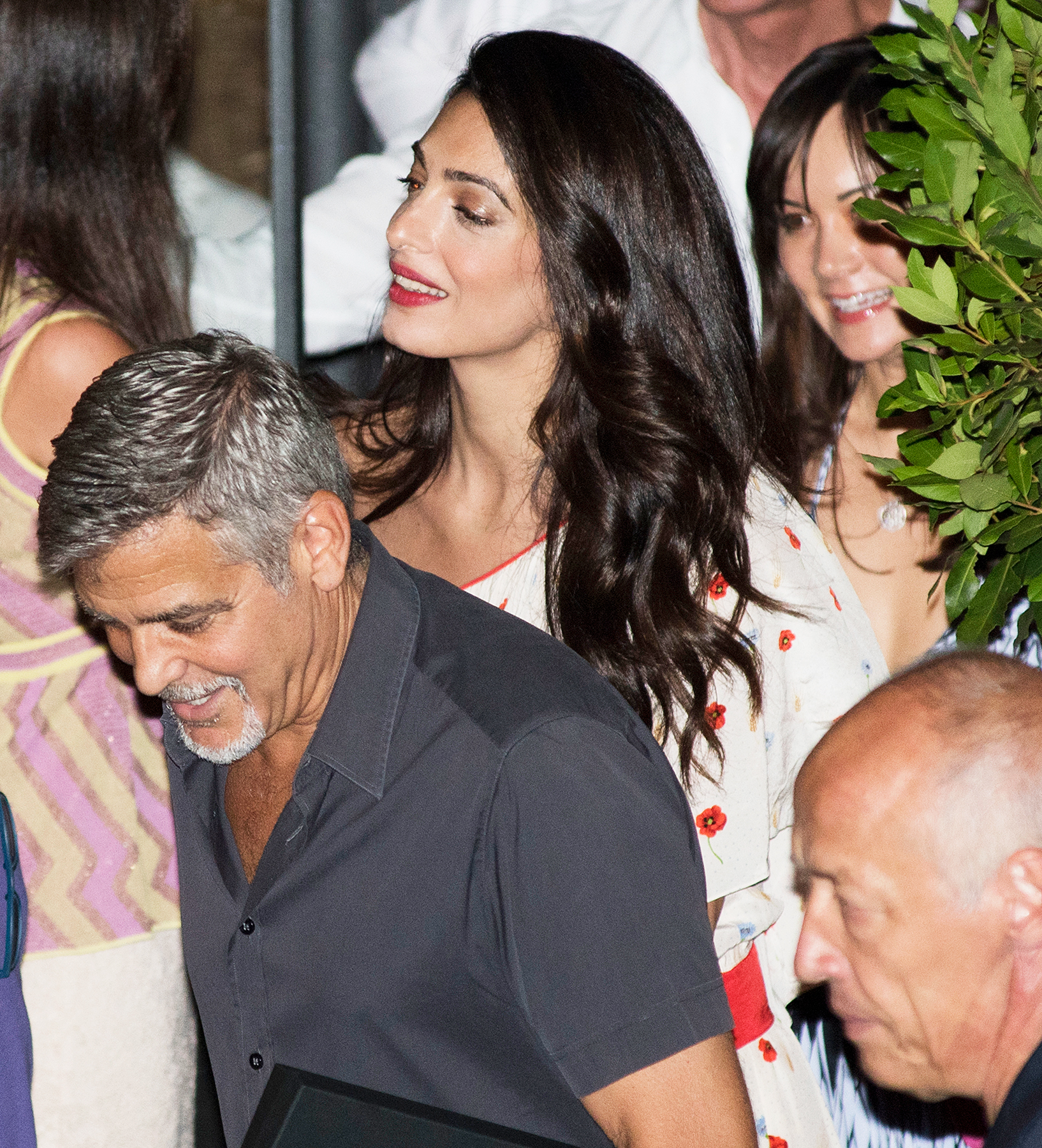 George Clooney Amal