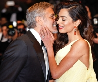 George Clooney and Amal Clooney proposal