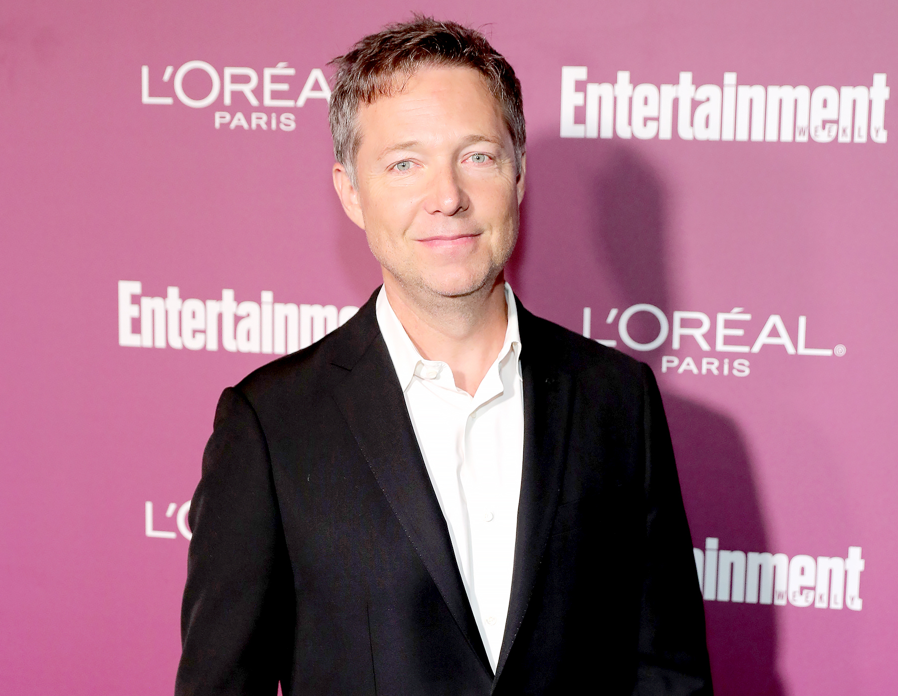 George Newbern attends the 2017 Entertainment Weekly Pre-Emmy Party at Sunset Tower on September 15, 2017 in West Hollywood, California.