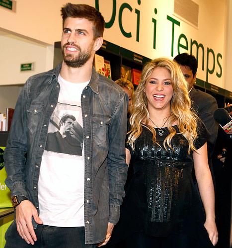 Gerard and Shakira