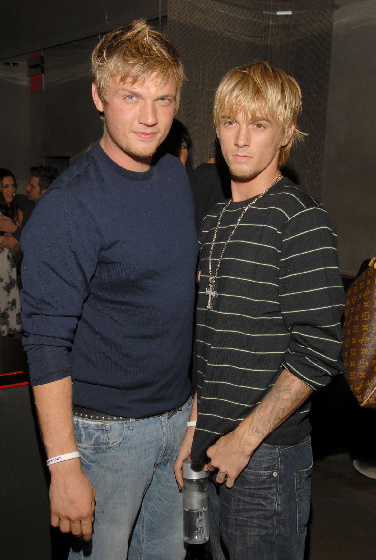 Nick Carter Sends Message to Brother Aaron After DUI Arrest