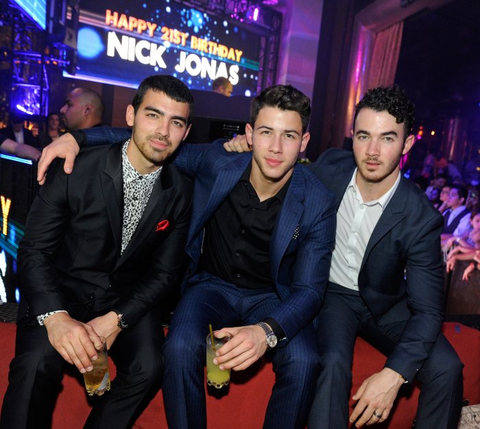 Nick, Kevin Jonas Congratulate Brother Joe, Sophie Turner on Engagement