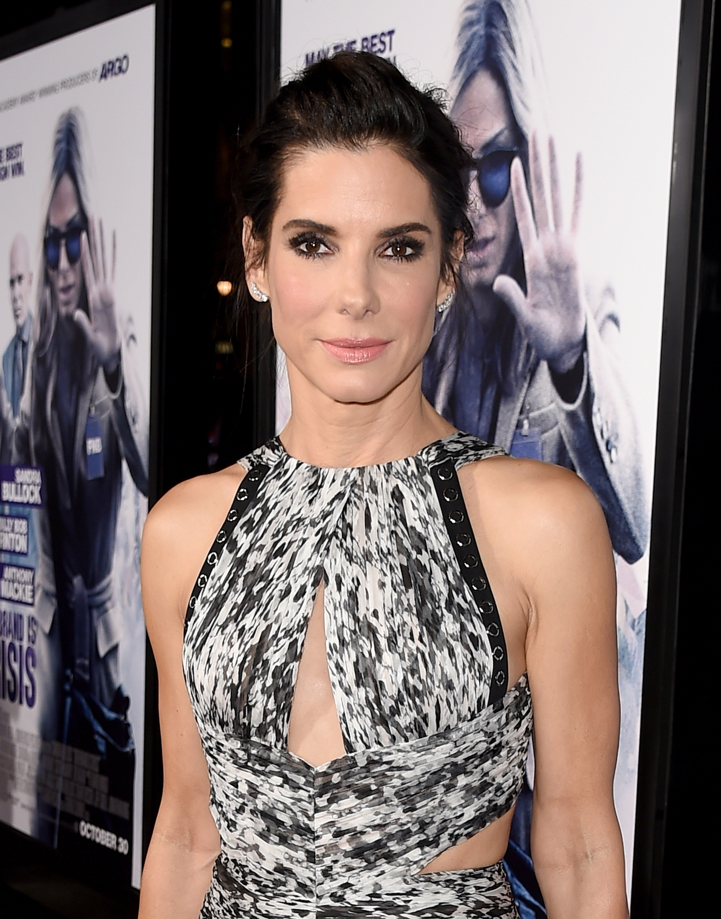 Sandra Bullock Donates $1 Million to Help Hurricane Harvey Victims