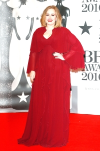 Adele Red Carpet 2016 Brit Awards