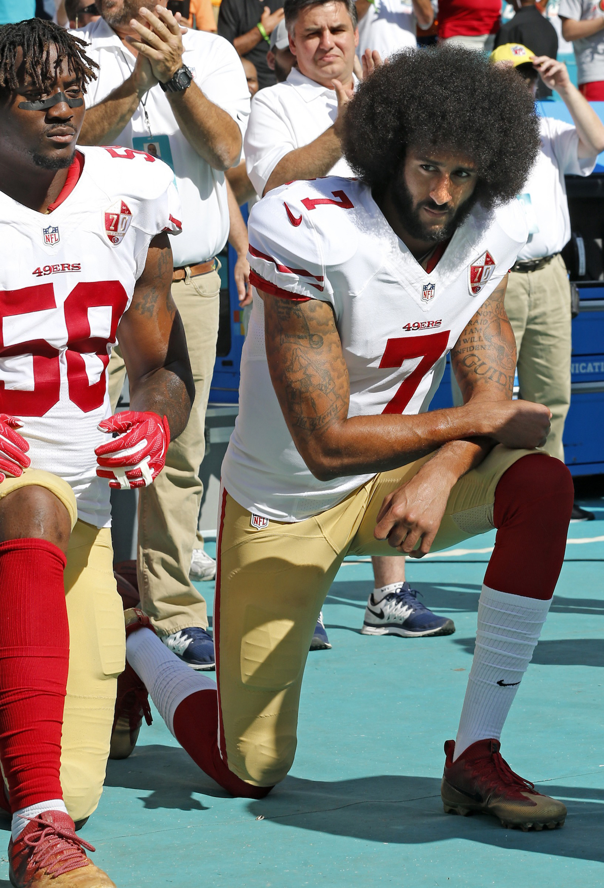 Colin Kaepernick Files Grievance Alleging Collusion by NFL Owners