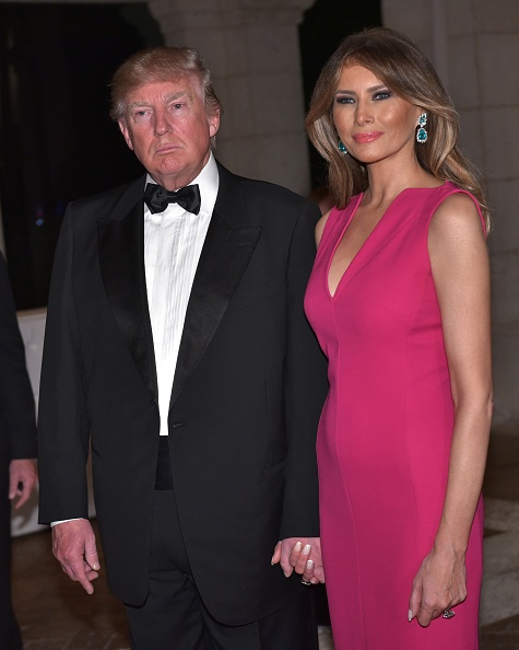 Donald and Melania Trump Won't Be Watching the 2017 Oscars