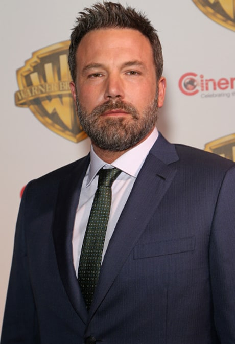 Ben Affleck Makes First Red Carpet Appearance Since Rehab