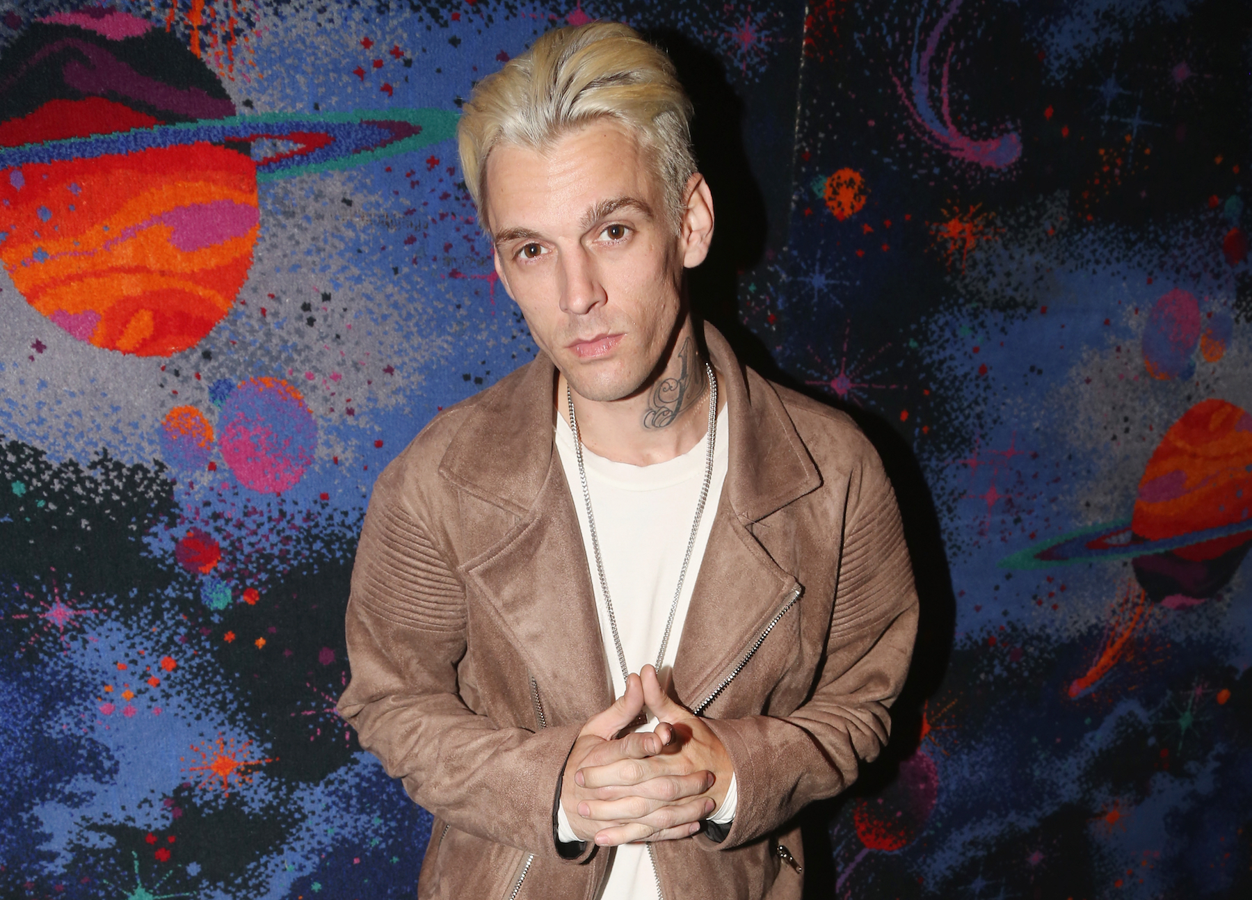 Aaron Carter Says He Knew He Was Bisexual At Age 12