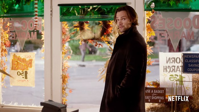 Jared Padalecki Gilmore Girls: A Day In The Life Dean