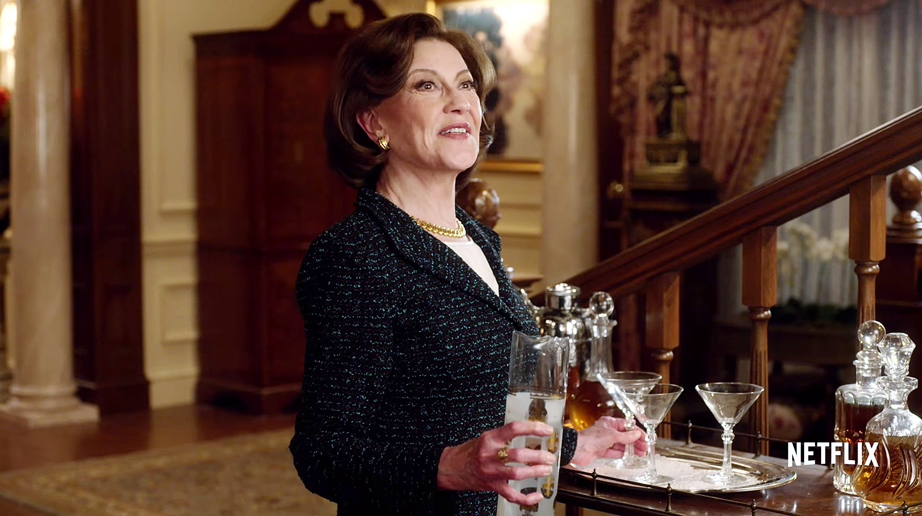 Kelly Bishop Gilmore Girls: A Day In The Life
