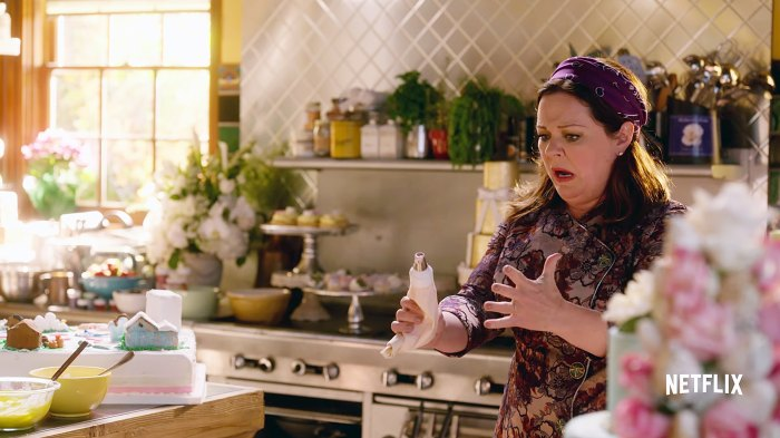 Melissa McCarthy Gilmore Girls: A Day In The Life Sookie