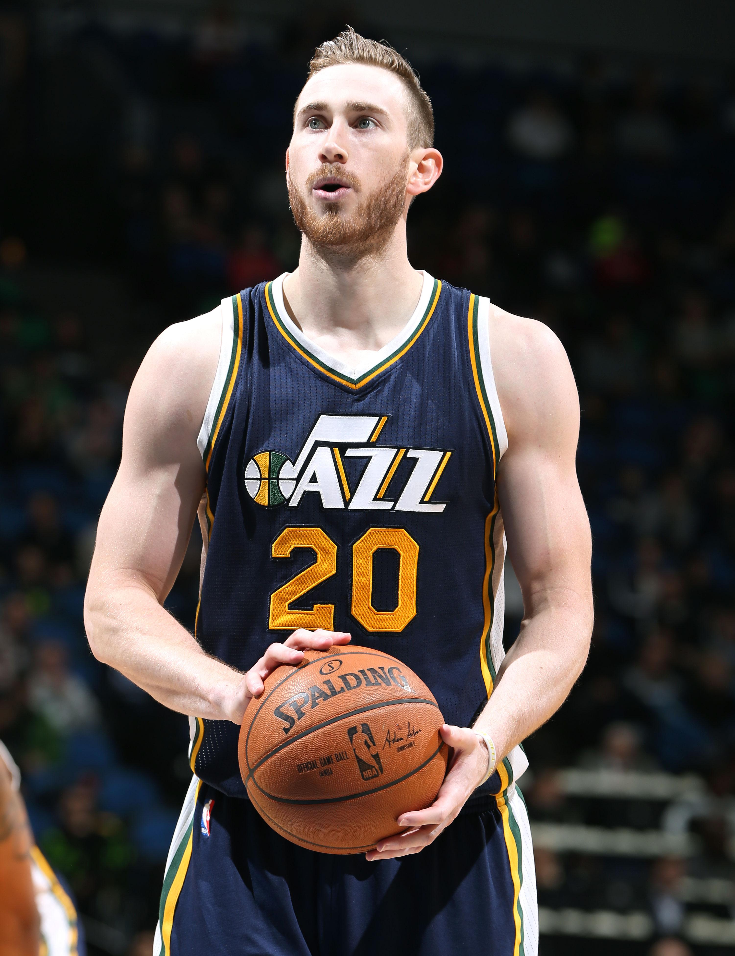 Utah Jazz Basketball Player Gets Haircut Becomes Hot