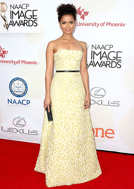 Gugu Mbatha-Raw - NAACP Image Awards