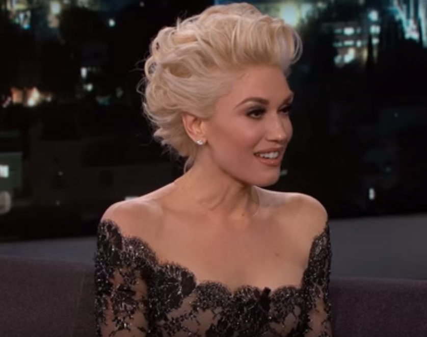 Gwen Stefani admits Blake Shelton is the subject of her new song