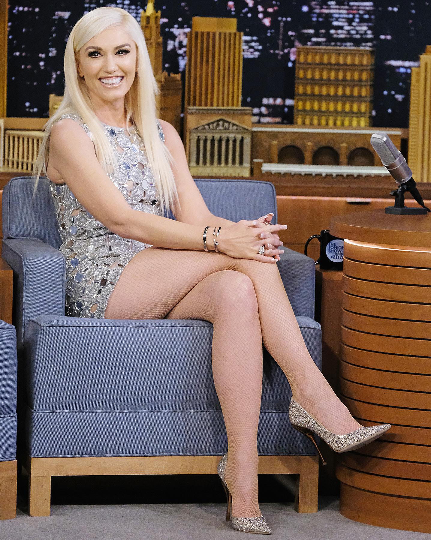 Gwen Stefani Jimmy Fallon