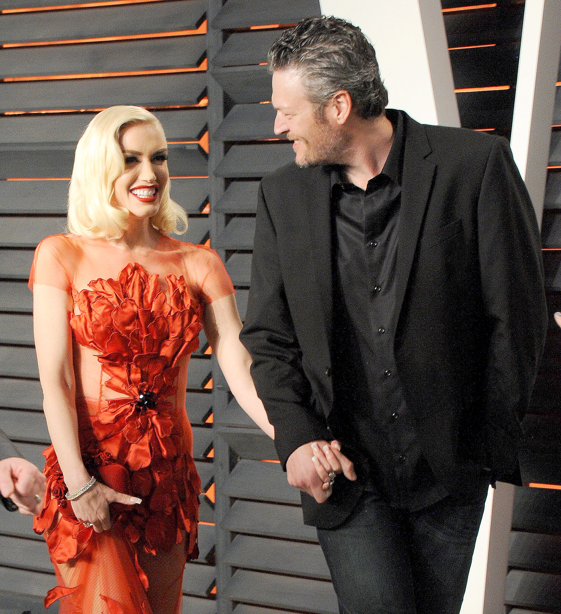 Blake and Gwen Confirm Dating Rumors