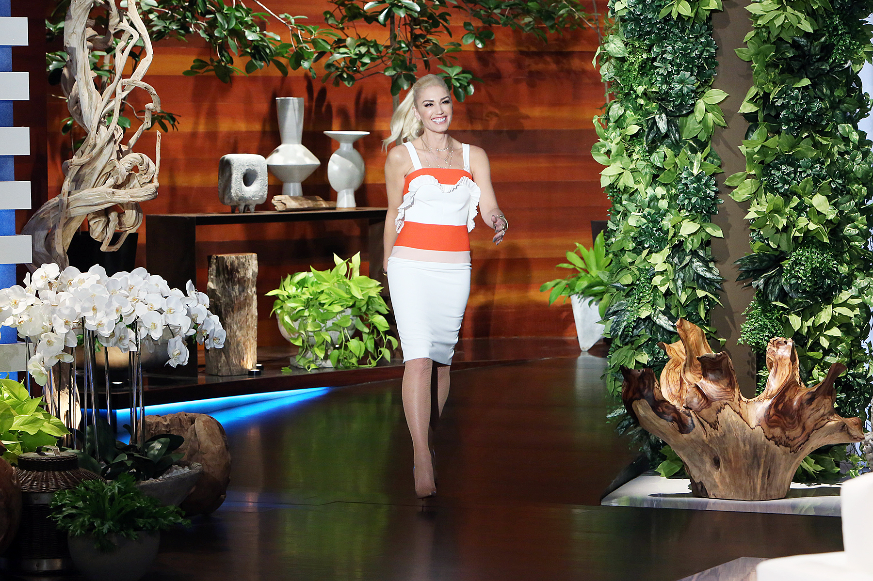 Gwen Stefani The Ellen DeGeneres Show