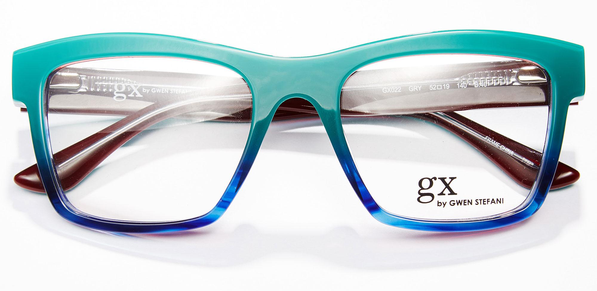Gwen Stefani gx eyeglasses for Tura