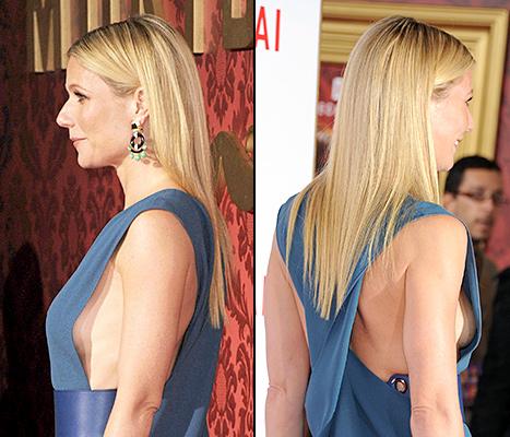 Gwyneth Paltrow - Sideboob