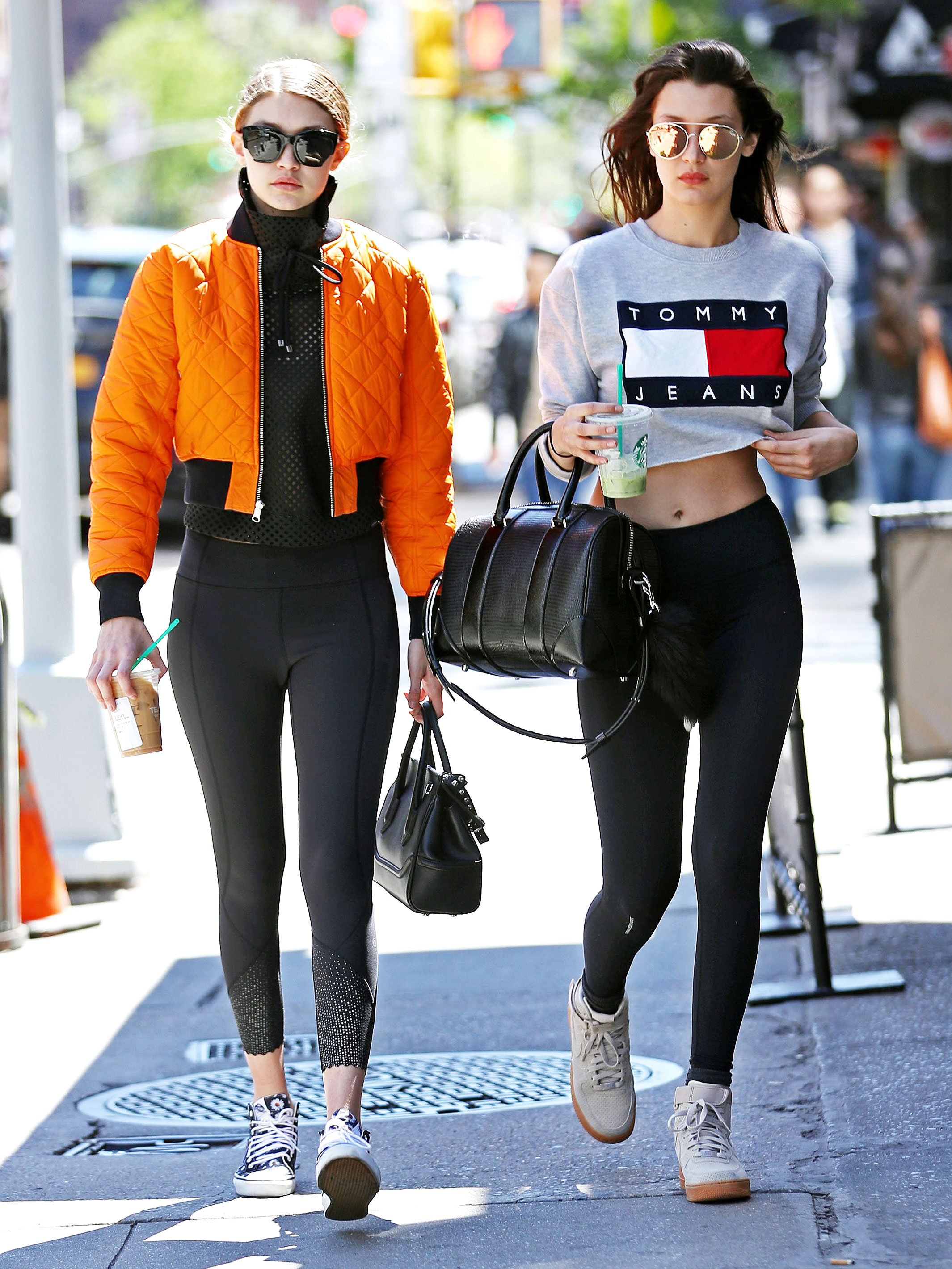 Kendall Jenner and Bella Hadid are the Stars of the Ochirly Fall 2019 Campaign Kendall Jenner and Bella Hadid are the Stars of the Ochirly Fall 2019 Campaign new pictures