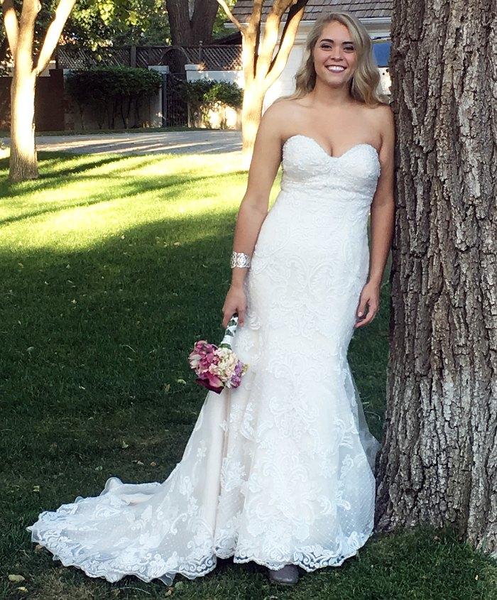 Haley Smith wedding