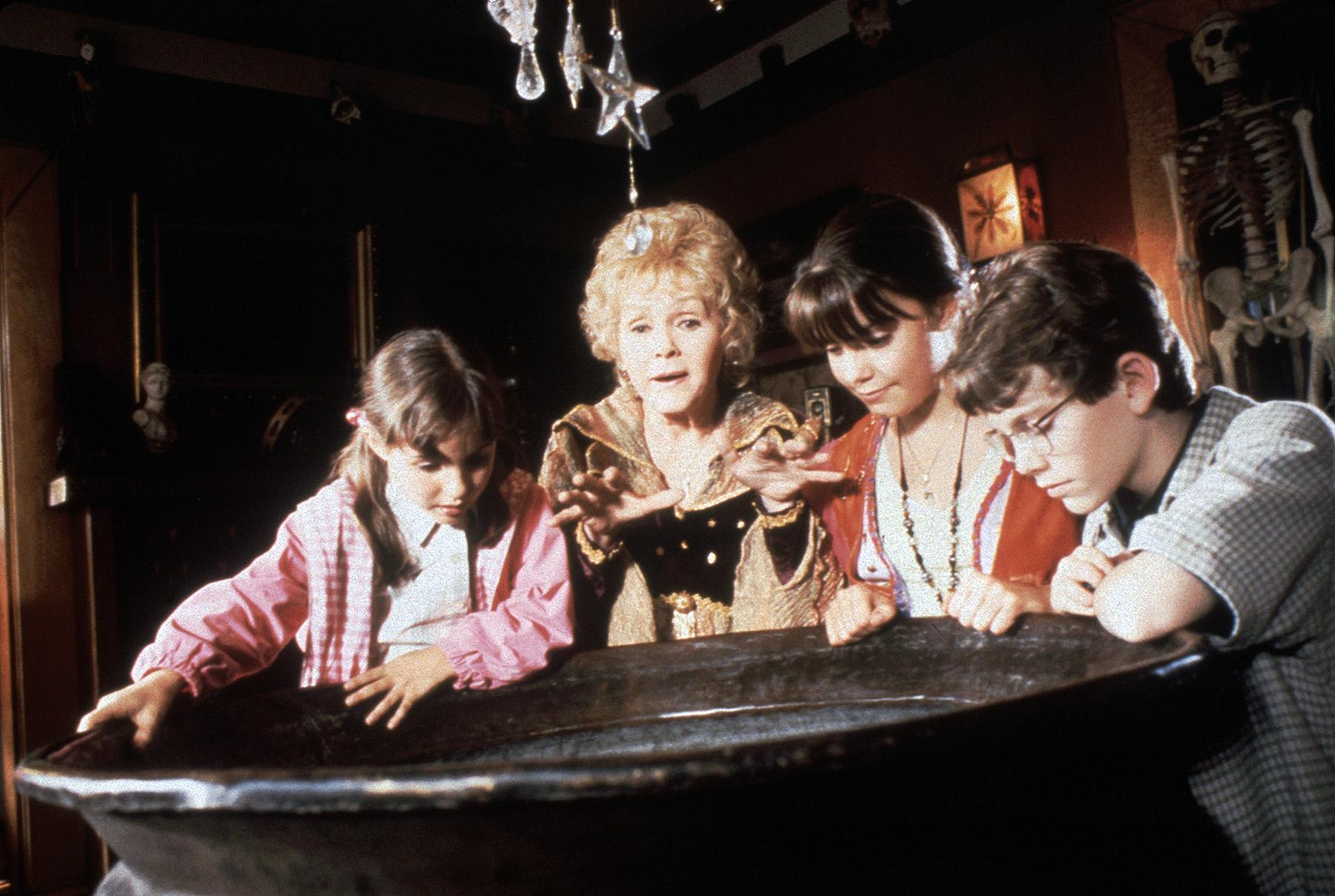 Debbie Reynolds Kimberly J. Brown Halloweentown