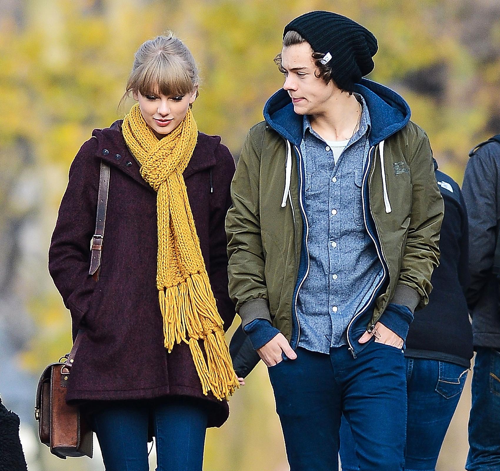 Taylor Swift Harry Styles 2012