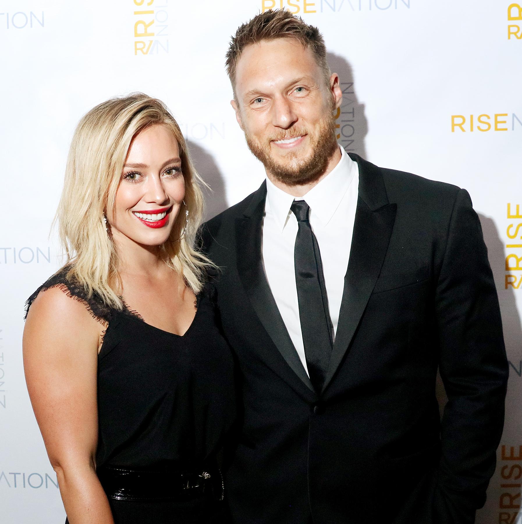 Hilary Duff Jason Walsh